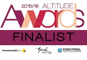 Women with alititude awards finalist